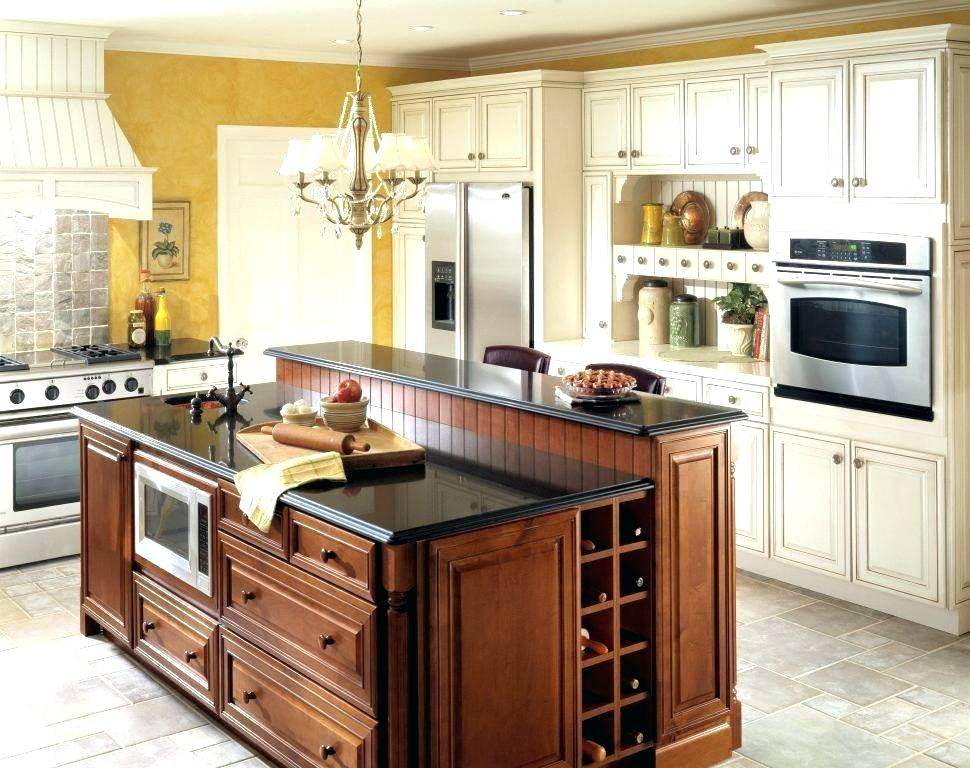 Discontinued Merillat Kitchen Cabinets and Island — 3 ...