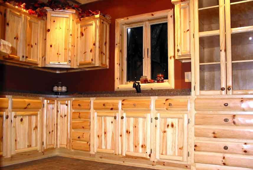 Sensational Popular Knotty Hickory Cabinets Kitchen 3 Design Kitchen World Home Remodeling Inspirations Cosmcuboardxyz