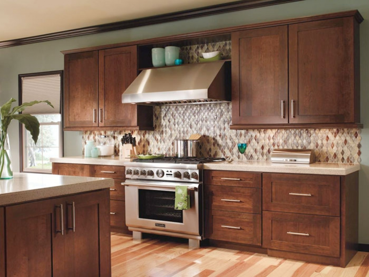 Beautiful Discontinued Merillat Kitchen Cabinets 3