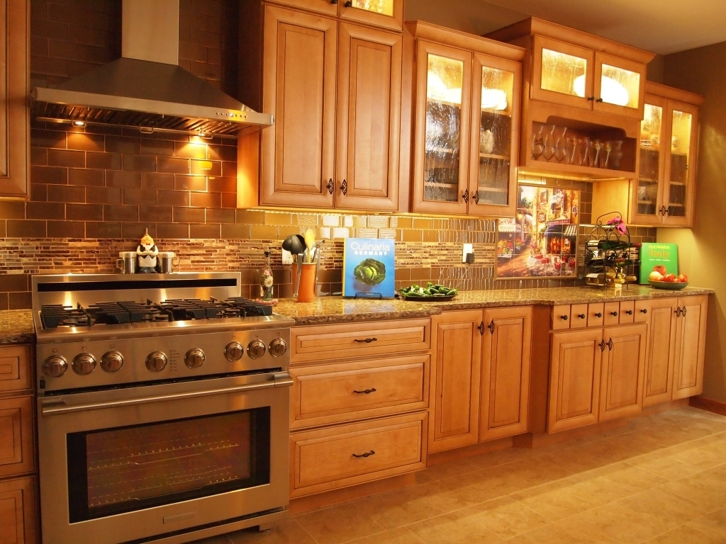 Inspirational High End Kitchen Cabinets